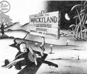 Wackyland under SpinDizzy?